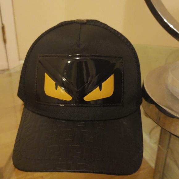 Fendi hat. M 5b3d6d42409c15c8b4891b44 babac3a9763